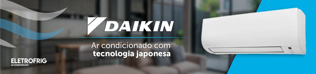 Banner Principal do Departamento Daikin