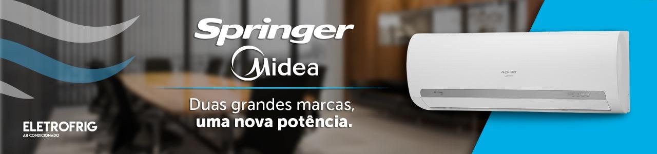 Banner Principal do departamento Springer
